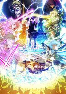 Le 2e partie de Sword Art Online: Alicization – War of Underworld repoussée à juillet