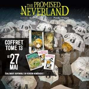 The Promised Neverland : l'édition collector du tome 13 arrive le 27 mai