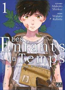 Le manga Les enfants du temps – Weathering with you chez Pika