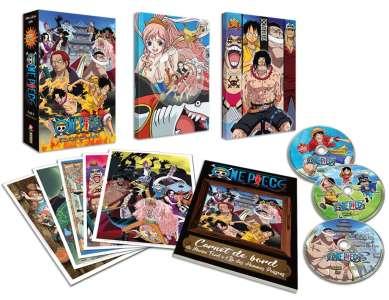 Le coffret DVD One Piece Partie 4 disponible le 8 juillet chez Kana