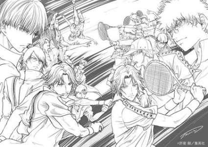 Le nouvel anime Prince of Tennis présente son équipe de production