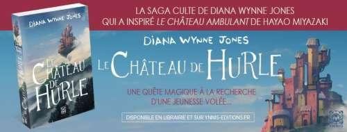 RENCONTRE LIVE : « Le Château de Hurle » avec Ynnis Éditions et le Renard Doré