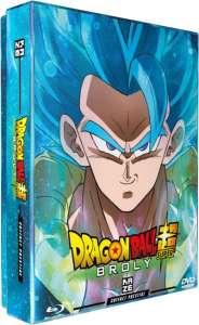 Une nouvelle édition Dragon Ball Super : Broly chez Kazé