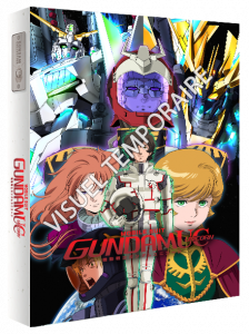 Mobile Suit Gundam Unicorn en Collector Blu-Ray chez @Anime
