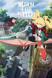 L'anime Burn the Witch diffusé ce dimanche sur La Chaîne Mangas