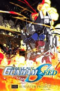 La série Mobile Suit Gundam SEED en collector Blu ray chez @Anime