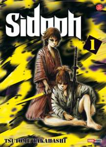 Reprise des manga Sidooh et Eden chez Panini ?