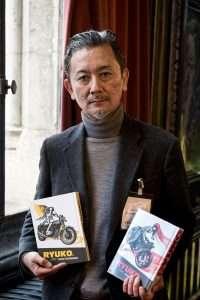 Personnalité de la semaine : Eldo Yoshimizu