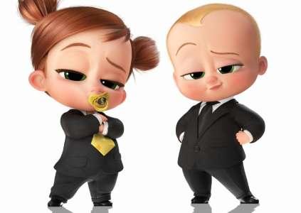 Bande-Annonce pour le film Baby Boss 2, attendu le 7 avril au cinéma