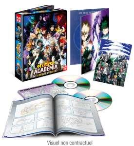 Le film My Hero Academia Heroes Rising en DVD et Blu-ray chez Kazé