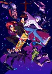 Un nouveau projet anime pour Sk8 the Infinity !