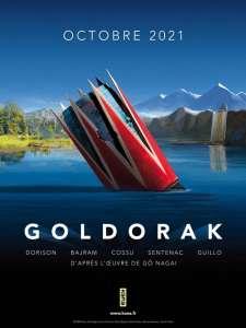 Kana : le projet original Goldorak sortira en octobre 2021