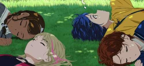Magnifique trailer pour l'anime Wonder Egg Priority annoncé pour le 12 janvier