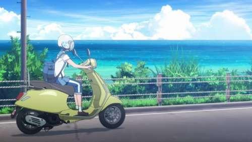 Shiroi Suna no Aquatope, le nouvel anime original de P.A Works