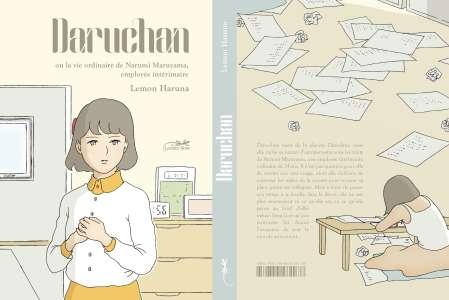 Le manga Daruchan ou la vie ordinaire de Narumi Maruyama à venir chez Le Lézard Noir
