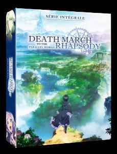 La série Death March to the Parallel World Rhapsody en DVD et Blu-ray chez @Anime