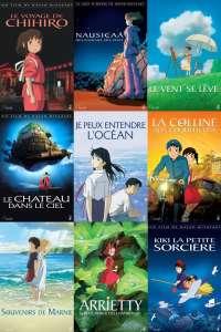 Les films du Studio Ghibli en VOD en France à partir du 17 février