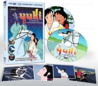 Rappel : le film Yuki Le secret de la montage magique de Tadashi Imai en Blu-ray / DVD chez Rimini