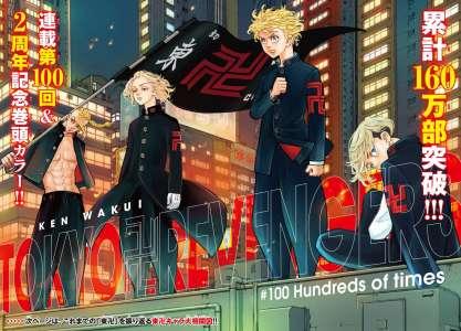 Le manga Tokyo Revengers entre dans son arc final