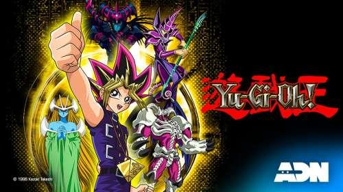 Yu-Gi-Oh! – Duel Monster (saisons 1 et 2) arrive en VF sur ADN
