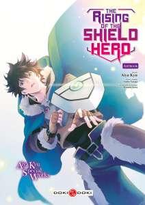 Doki Doki annonce un artbook The Rising of the Shield Hero