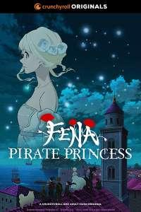 L'anime Fena : Pirate Princess arrive le 14 août sur Crunchyroll.