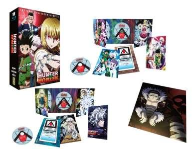 Kana : un intégral Blu-ray collector pour Hunter x Hunter 2011