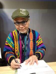 Personnalité de la semaine : Suehiro Maruo
