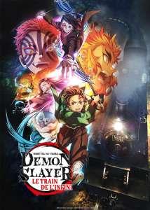 Le film et la suite de Demon Slayer arrivent sur Wakanim et Crunchyroll