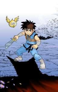 Delcourt / Tonkam parle de la réédition du manga Dragon Quest – The Adventure of Daï