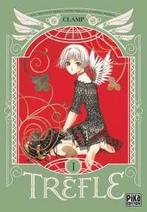 Le manga Trèfle de CLAMP réédité chez Pika