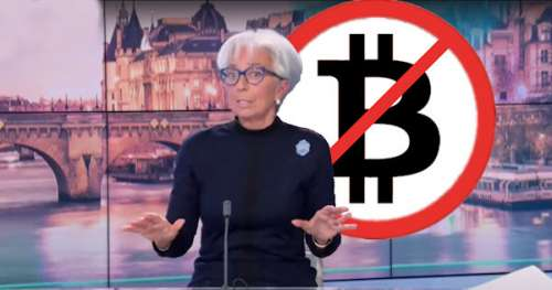Pour Christine Lagarde, bitcoin n'est pas une monnaie. Vrai ou faux ?
