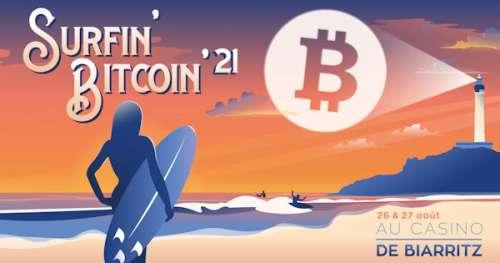 Présentation de la conférence Surfin' Bitcoin 21