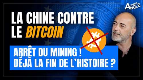 La fin du mining de bitcoin en Chine ?