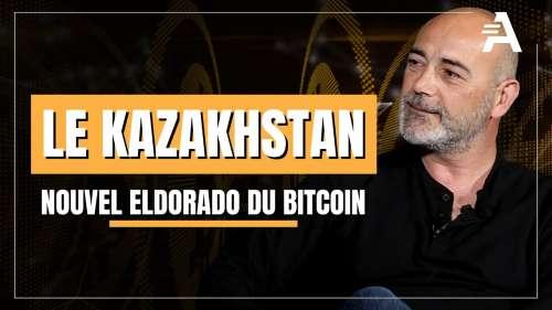 Le minage de bitcoin au Kazakhstan