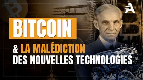 Bitcoin et la malédiction des nouvelles technologies