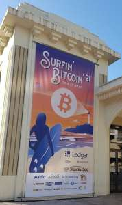 Votre avis sur la conférence Surfin'Bitcoin 21