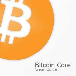 Bitcoin Core 22.0