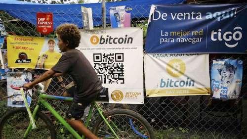 L'improbable histoire de Bitcoin au Salvador