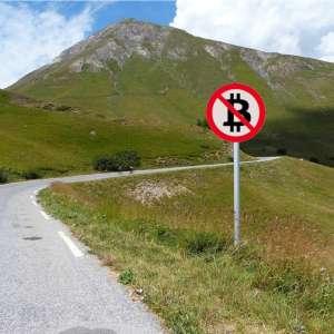 Réaction à une motion qui propose d'interdire l'usage de Bitcoin en Suisse
