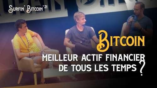 Replay : «Bitcoin, meilleur actif financier de tous les temps ?»