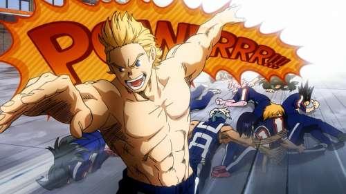 My Hero Academia épisode 25 – [FIN] Saison 3 : « Invincible »