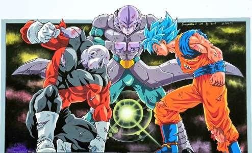 Dragon Ball Super Chapitre Scan 035 RAW