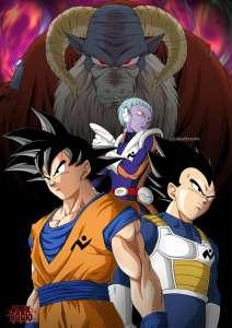 Dragon Ball Super Chapitre Scan 044 VF