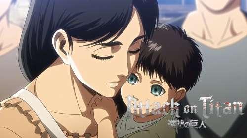 La case finale du manga l'Attaque des Titans (Shingeki No Kyojin) aperçue à la télé