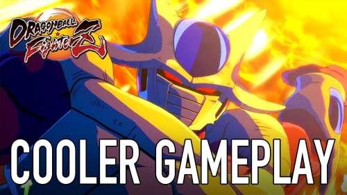 Dragon Ball FighterZ: Cooler et Freezer Vs Gokû et Vegeta Gameplay