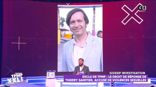 Thierry Samitier, accusé de violences sexuelles s'exprime : «Je ne comprends pas la manigance»
