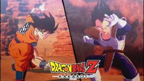 DRAGON BALL Z KAKAROT, découvrez la superbe introduction !!