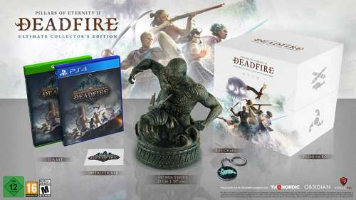 Edition collector ultimate pour Pillars of Eternity II : Deadfire