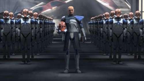 La dernière bande-annonce de STAR WARS: THE CLONE WARS